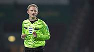 Dommer Jørgen Daugbjerg Burchardt under kampen i 3F Superligaen mellem FC Nordsjælland og Randers FC den 22. november 2019 i Right to Dream Park (Foto: Claus Birch).