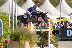 Stoker Emma, GBR, Skylandria Z<br /> FEI WBFSH Jumping World Breeding Championship for Young Horses<br /> Lanaken 2019<br /> © Hippo Foto - Dirk Caremans<br />  22/09/2019
