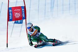 GOURLEY Mitchell, AUS, Giant Slalom, 2013 IPC Alpine Skiing World Championships, La Molina, Spain
