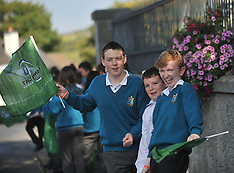 Rugby Legends Visit Sancta Maria College Louisburgh