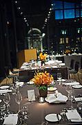 Table Setting at Gardiner Museum.