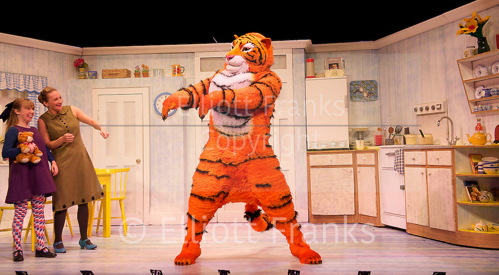 The Tiger Who Came to Tea <br />