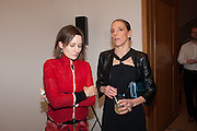 DAISY BATES; TIPHAINE DE LUSSY, Opening of Bailey's Stardust - Exhibition - National Portrait Gallery London. 3 February 2014