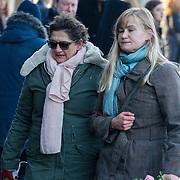 NLD/Amsterdam/20121208 - Herdenkingsdienst voor de verleden Jeroen Willems, Anette Malherbe