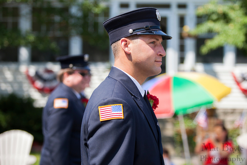 Highland Chemical Fire Company: Pitman 4th of July Parade down Broadway in Pitman NJ on Wednesday July 4, 2012. (photo / Mat Boyle)