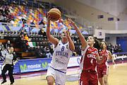 Cile 29/07/2011<br /> Campionato Mondiale Femminile U19<br /> Italia-Cile<br /> nella foto: Giulia Maffenini <br /> foto ciamillo-castoria