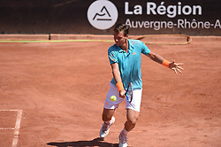 May 27, 2017 - Lyon - Parc Tete D'Or, France - Tomas Berdych (Credit Image: © Panoramic via ZUMA Press)