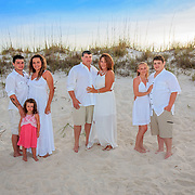 Bramer Family Beach Photos