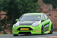 #95 Stewart Lines GBR Maximum Motorsport Ford Focus  during first practice for the BTCC Oulton Park 4th-5th June 2016 at Oulton Park, Little Budworth, Cheshire, United Kingdom. June 04 2016. World Copyright Peter Taylor/PSP.