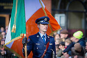 The 1916 centenary commemorations in Dublin. ©Tamara Him