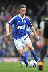 JONAS KNUDSEN IPSWICH TOWN, KEVIN FOLEY IPSWICH TOWN Ipswich Town v Nottingham Forest, Sky Bet Championship, Portman Road Stadium, Saturday 5th March 2016.I
