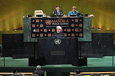 President Rouhani Addresses The UN - 25 Sep 2018