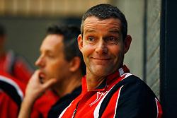 20151024 NED: Volleybal beker F mannen, Capelle aan den IJssel<br />Ferry van Hal
