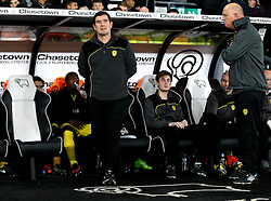 Burton Albion manager Nigel Clough returns to his old club Derby County - Mandatory by-line: Robbie Stephenson/JMP - 21/02/2017 - FOOTBALL - iPro Stadium - Derby, England - Derby County v Burton Albion - Sky Bet Championship