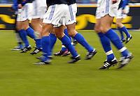 Fussball / 1. Bundesliga Saison 2002/2003 ALLGEMEIN