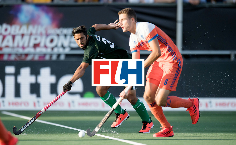 BREDA - Rabobank Hockey Champions Trophy<br /> The Netherlands - Pakistan<br /> Photo: ALI Mubashar<br /> COPYRIGHT WORLDSPORTPICS FRANK UIJLENBROEK