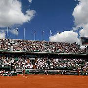 02.06.2018 ITF French Open Tennis Roland-Garros Paris Rafael Nadal ESP during Day 6 of the tournament