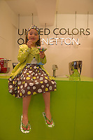 Performing Arts  school Galway member  Amy Ciuche at the opening of United Colors of Benetton Store in Anthony Ryan's. Photo:Andrew Downes