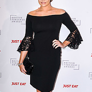 Jess Wright attends The British Takeaway Awards 2016, Monday 5th December at The Savoy in London,,UK. Photo by See Li