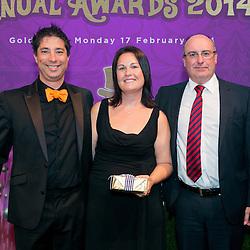 Bupa Annual Awards 2014