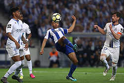 May 6, 2018 - Porto, Porto, Portugal - Porto's Algerian forward Yacine Brahimi (C) in action during the Premier League 2017/18 match between FC Porto and CD Feirense, at Dragao Stadium in Porto on May 6, 2018. (Credit Image: © Dpi/NurPhoto via ZUMA Press)