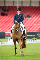Funnell Pippa, (GBR), Redesigned<br /> Dressage <br /> Mitsubishi Motors Badminton Horse Trials - Badminton 2015<br /> © Hippo Foto - Jon Stroud<br /> 07/05/15