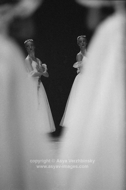 Corps of the Kirov Ballet in Giselle.Music: Adolphe Adam.