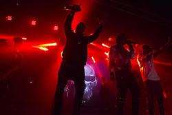 June 6, 2017 - Show dos Racionais MC's comemorando 3 Décadas de História em São Paulo no projeto Red Bull Music Academy Festival SP, realizado na Áudio Club na Zona Oeste de São Paulo, SP. (Credit Image: © Emerson Santos/Fotoarena via ZUMA Press)