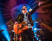 NASHVILLE, TN - APRIL 13:  Colin Meloy of The Decemberists performs at Ryman Auditorium on April 13, 2018 in Nashville, Tennessee.  (Photo by Erika Goldring/Getty Images)