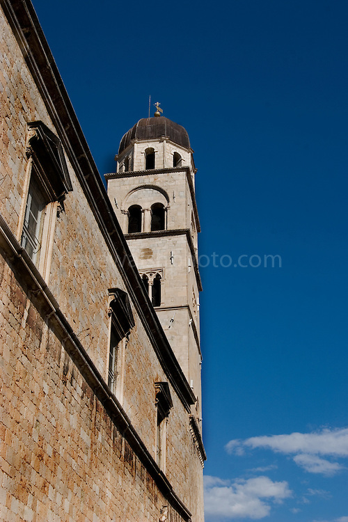 14th century Franciscan Monastery, Dubrovnik, housing the oldest pharmacy in Europe.