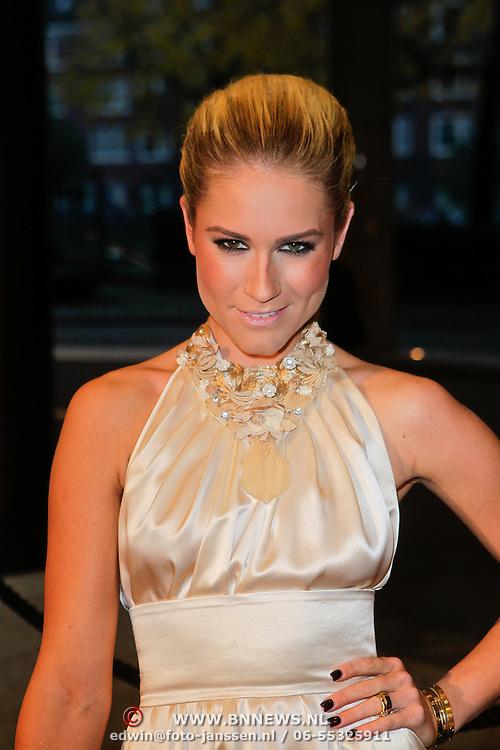 NLD/Amsterdam/20111029- JFK Greatest Man Award 2011, Nikkie Plessen