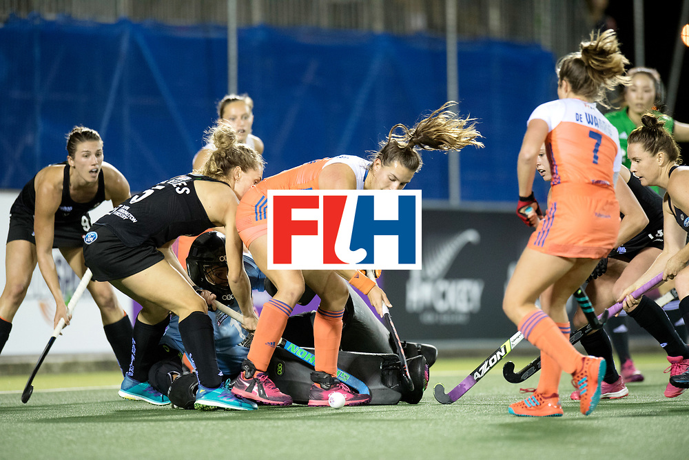 AUCKLAND - Sentinel Hockey World League final women<br /> Match id 10292<br /> 02 NED v NZL (Pool A)<br /> Foto: Frederique Matla.<br /> WORLDSPORTPICS COPYRIGHT FRANK UIJLENBROEK