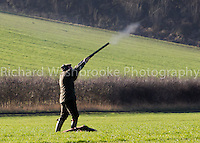 Copt Hall Farm Shoot  12th January 2012