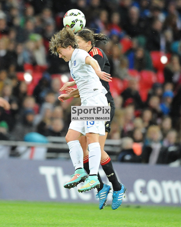England v Germany Ladies, Breast Cancer Care International, Wembley , Sunday 23rd November 2014