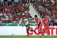 20110812: BARCELOS, PORTUGAL - Gil Vicente vs SL Benfica: Portuguese League 2011/2012, 1st round. In picture: Enzo Peres. PHOTO: Pedro Benavente/CITYFILES