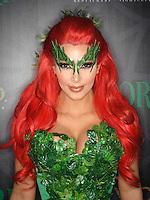 Kim Kardashian Ringflash Photo at Lavo Lounge 2011. Midori Green Halloween Event 2011