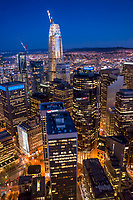 Salesforce Tower Domination, Downtown SF