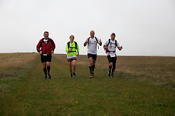 UK ENGLAND 29JUL17 -  A team arrives at checkpoint 9 of the Trailwalker 2017 challenge in Petersfield, South Downs, England.<br /> <br /> jre/Photo by Jiri Rezac<br /> <br /> © Jiri Rezac 2017