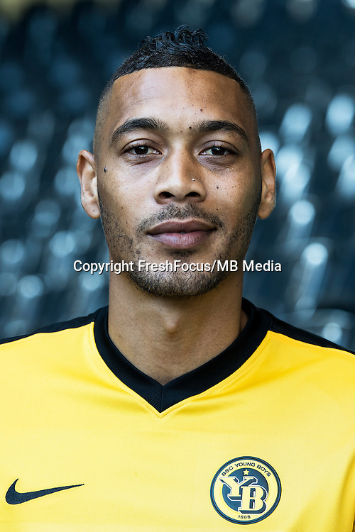 20.07.2016; Bern; Fussball Super League - BSC Young Boys - Mannschaftsbild Portraits;<br />