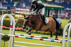Vrieling Jur, NED, Davall<br /> CHIO Aachen 2019<br /> Weltfest des Pferdesports<br /> © Hippo Foto - Dirk Caremans<br /> Vrieling Jur, NED, Davall