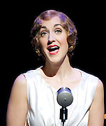 Noel &amp; Gertie<br /> by Sheridan Morley <br /> words &amp; music by Noel Coward<br /> at the Cockpit Theatre, London, Great Britain <br /> <br /> 29th September 2011 <br /> Press Photocall<br /> <br /> <br /> Helena Blackman (as Gertrude Lawrence)<br /> <br /> <br /> Photograph by Elliott Franks