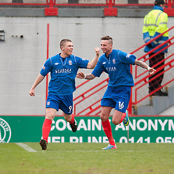 Hamilton Accies v Cowdenbeath | Scottish Division One | 4 May 2013