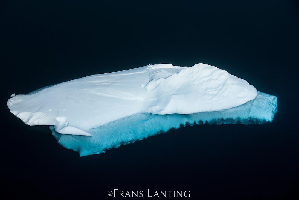 Melting iceberg, Antarctica