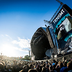TRNSMT festival, Friday 7/7/2017