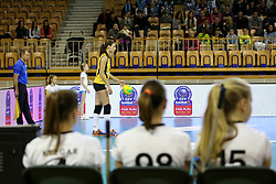 26-11-2015 SLO: Champions League Calcit Ljubljana - VakifBank Istanbul, Ljubljana<br /> Robin De Kruijf of VakifBank Istanbul<br /> <br /> ***NETHERLANDS ONLY***