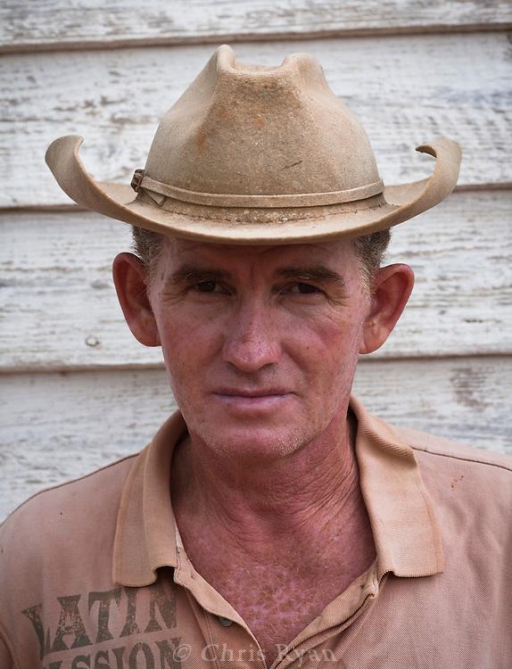 Farmer, Vinales Valley, Cuba