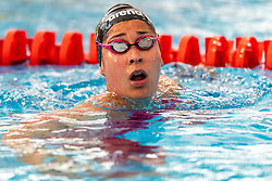 05-04-2019 NED: Swim Cup, Den Haag<br /> Ranomi Kromowidjojo wins the 50 meter butterfly stroke during the Swim Cup