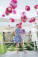 Glam Gardens at Saks Fifth Avenue