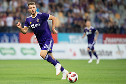 Jan Mlakar of NK Maribor during 2nd Leg football match between NK Maribor and FK Partizani Tirana in 1st Qualifying Round of UEFA Europa League 2018/18, on July 19, 2018 in Ljudski vrt, Maribor, Slovenia. Photo by Urban Urbanc / Sportida