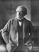 David Lloyd George, Ist Earl Lloyd-George of Dwyfor (1863-1945), Welsh Liberal statesman born in Manchester, Lancashire. British Prime Minister 1916-1922.